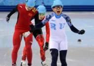 [sochi] 빅토르안, 쇼트트랙 남자 500m 금메달…2관왕 쾌거