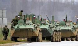 러, 우크라이나에 軍 6000명 투입 일촉즉발 전운 감도는 크림반도