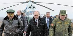 """푸틴 """"파병은 최후 수단 … 크림반도 합병 고려 안 해"""""""