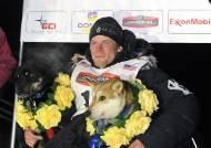 [사진] 최대 개썰매 경주대회 '이디타로드' 우승자는
