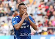 '고공 폭격기' 김신욱 침묵.. 울산에게 잔혹한 4월