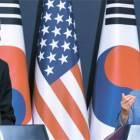 """""""북핵 도발 땐 더 많은 제재"""" """"새로운 도발엔 새로운 압박"""""""