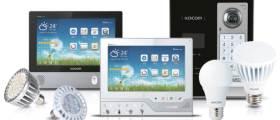 코콤 홈매니져·루미원, 디지털 홈 구현 … LED 조명업계 선두주자