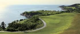 [금호타이어] 탁 트인 바다·하늘 배경으로 티샷 … 골프 매니어 설렌다