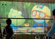 숲속 텐트도 스크린 … 풀HD보다 4배 선명한 나만의 영화관
