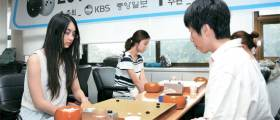 [<!HS>문용직의<!HE> <!HS>바둑<!HE> <!HS>산책<!HE>] 중국에 3승 9패로 밀렸지만 … 한국 신예들 빛났다