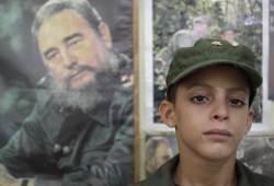 [사진] <!HS>피델<!HE> <!HS>카스트로<!HE> 쿠바 전 대통령 88세 생일 맞아…
