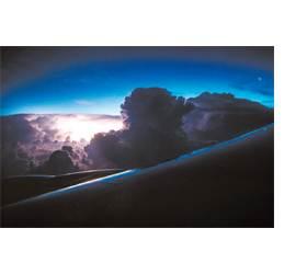 [<!HS>사진기자<!HE> <!HS>김성룡의<!HE> <!HS>사각사각<!HE>] 비행기에서 창가에 앉아야 하는 이유