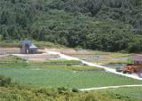 '한국의 알프스' 속 전원주택단지 대지 분양가 3.3㎡당 50만원대
