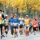 노란 단풍이 응원합니다, 달리는 당신이 아름답다고