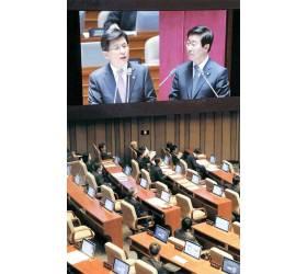 """""""문건 제보자가 대서특필 원한다며 언론에 건네"""""""
