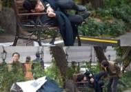 '힐러' 지창욱, 하루아침에 노숙자 신세로···무슨 일이?