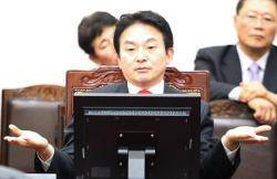 원희룡 vs 구성지 '20억원' 진실 공방
