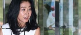 김부선, 고질적 관리비 문제 나 홀로 제기 … 연예인에서 일약 '난방 투사' 로