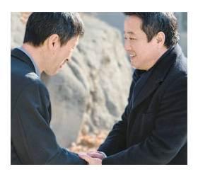 '기부' 로 푼 코오롱 10년 <!HS>노사<!HE> <!HS>갈등<!HE>
