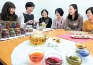 이씨 북살롱, 강여사 꽃차 … 시민 모두 선생님