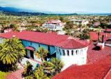 스페인풍 고급 휴양지 … 미션 성당, 와이너리 가볼 만
