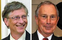 빌 게이츠·블룸버그 45억원 들여 '금연펀드' 만든다