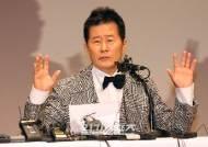 """태진아 기자회견서 억울함 호소...""""악의적인 행태 반복 막는다"""""""