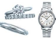 [티파니] 다이아몬드 눈금 60개, 빛나는 사랑의 '똑딱'