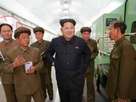 김정은의 군수공업 분야 참모 홍영칠