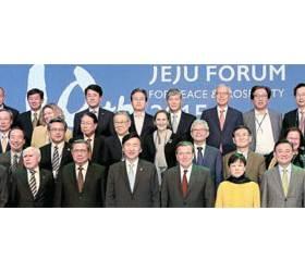 """윤병세 """"5년 전처럼 … 한·중·일 정상회의 제주 개최 희망"""""""