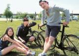 자전거로 미국 횡단 … 위안부 실상 널리 알려야죠