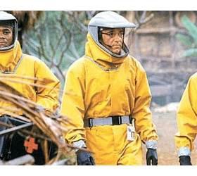 <!HS>에볼라<!HE> 재확산, 아프리카 시에라리온에서 다시 발생해…