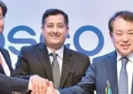 포스코 기술 + 사우디 자금, 중동 건설 새 길 닦는다