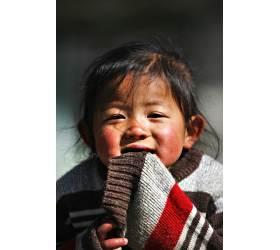 [<!HS>김진석의<!HE> <!HS>걷다보면<!HE>] 길에서 만난 아이 - 쿰부히말라야 EBC 가는 길
