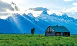 3000~4000m 고봉, 거대 호수 … 빙하가 빚은 '북미의 알프스'