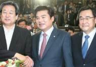 """원유철 """"당·정·청은 한 몸 … 박 대통령 성공해야"""""""
