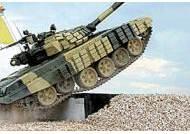 탱크 묘기 겨루는 '전쟁 올림픽'