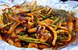 [오늘 점심 뭐 먹지?]  군산오징어 - 두툼·매콤·쫄깃, 명불허전 오징어불고기