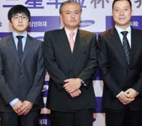[바둑] 김지석·이세돌·<!HS>이창호<!HE> 2연승 삼성화재배 16강행