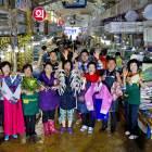 [커버스토리] 풍물패·난타·공방·축제 한마당 … 손님도 상인도 신바람났네