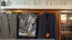 김두한이 옷 맞춘 양복점, 3대 이어 100년째 '현역'