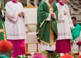 """교황 """"상처받은 커플 모두 포용해야 한다"""""""