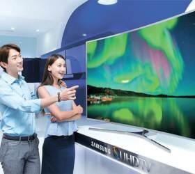 64배 더 섬세한 TV 색상, 유럽서도 인정받아