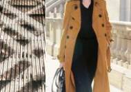 [gift&] 버버리…100년 명성과 기술로 만든 '특별한 코트' 이탈리아산 캐시미어로 다시 진화하다