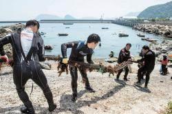 음주운전 예방, 바닷속 청소…프랑스 주류 회사의 '무한도전'