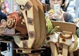 [사진] 푸드위크 코리아 … 빵으로 만든 작품