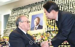 """JP """"YS는 자신만의 채색으로 역사를 칠해 간 정치인 … 3김 중 나 혼자 남아 그들과의 회고 남길 줄 몰랐다"""""""