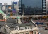 철길·차도에 갇힌 서울역 주변, 걸어서 900m 가는 데 25분