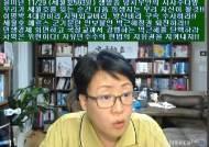 """'망치부인' 이경선, 좌익효수 성폭력 댓글에 """"국가 차원의 범죄 은닉"""""""