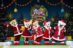 에버랜드, '럭키문' 크리스마스 콘서트 개최