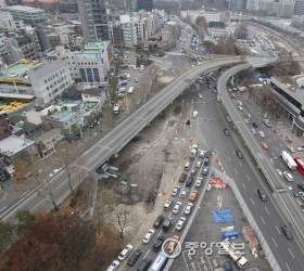서울역 고가 크리스마스 개방