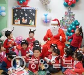 '크리스마스의 기적' 소원 이룬 어린이들