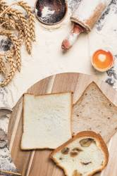 [<!HS>레드스푼<!HE> 5] 옥수수·초콜릿·치즈 쏙…취향 따라 맛있는 변신, 식빵