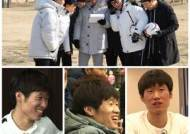 """'런닝맨' 박지성 """"분유값 벌려고 나왔다"""" 입담도 국가대표"""